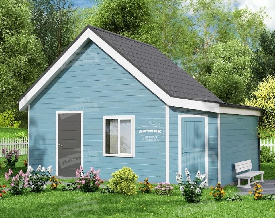Из чего строить дом?