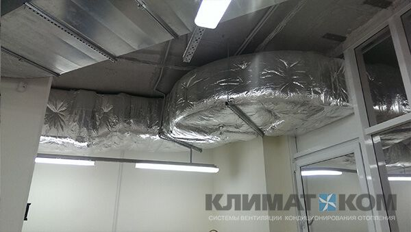 «Климат Ком» — вентиляция для объектов любой сложности.