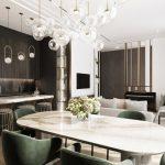 7 правил оформления гостиной с белыми стенами