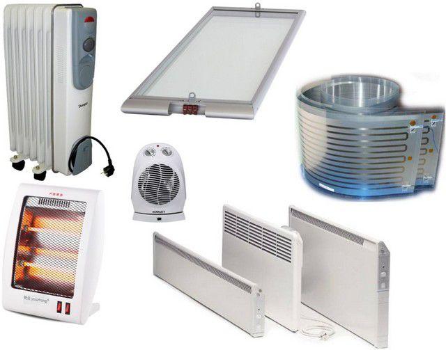 Базовые условия эксплуатации электрообогревателей