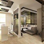 Величие готического стиля в интерьере