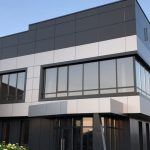 Фасадные системы от компании Alutal