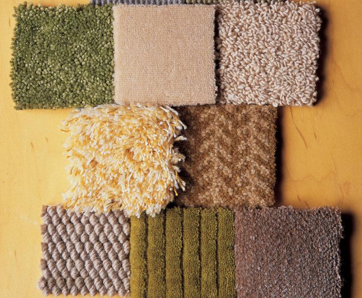 Ковровые покрытия для уюта Вашего дома