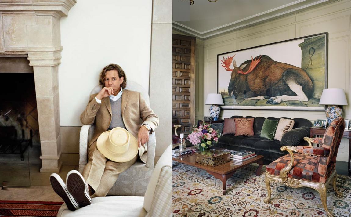 Майкл Шон Смит: дизайнер Белого дома