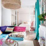 Модные тренды в интерьере гостиной