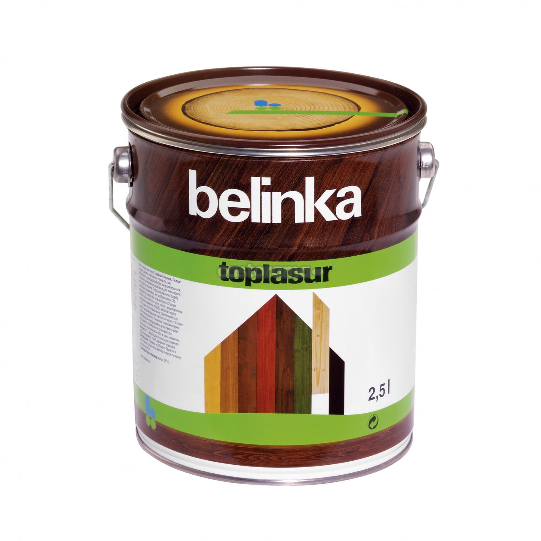 Преимущества покупки лазури от производителя TM Belinka