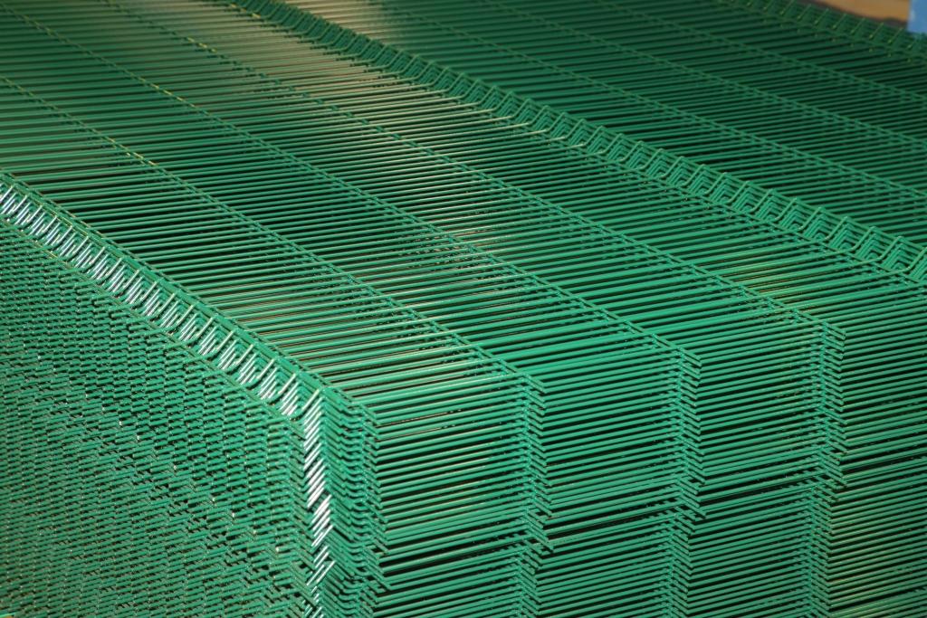 Особенности изделий из сварной сетки 3D