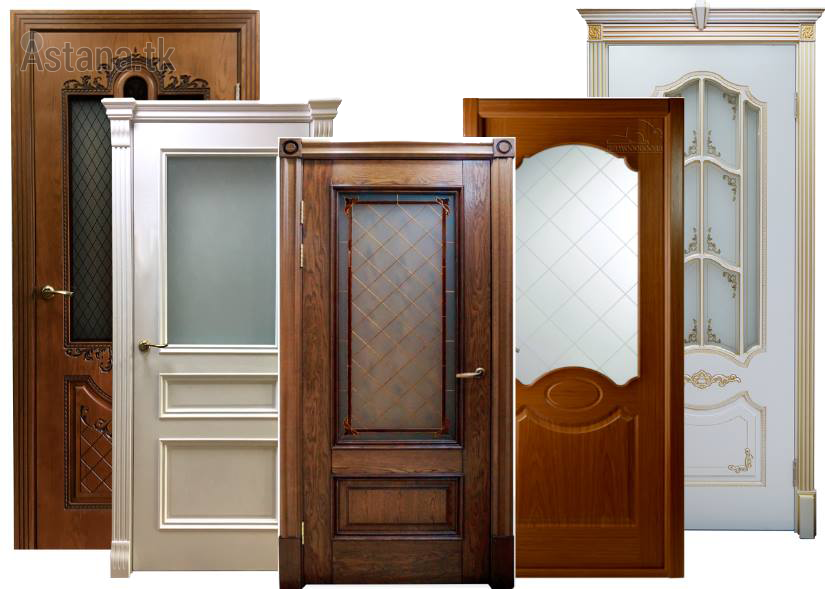 «Оптовый двор»: лучшие межкомнатные двери в Алматы