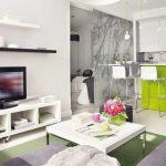 Особенности разработки дизайна маленькой квартиры