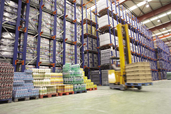 Упаковочные изделия для склада