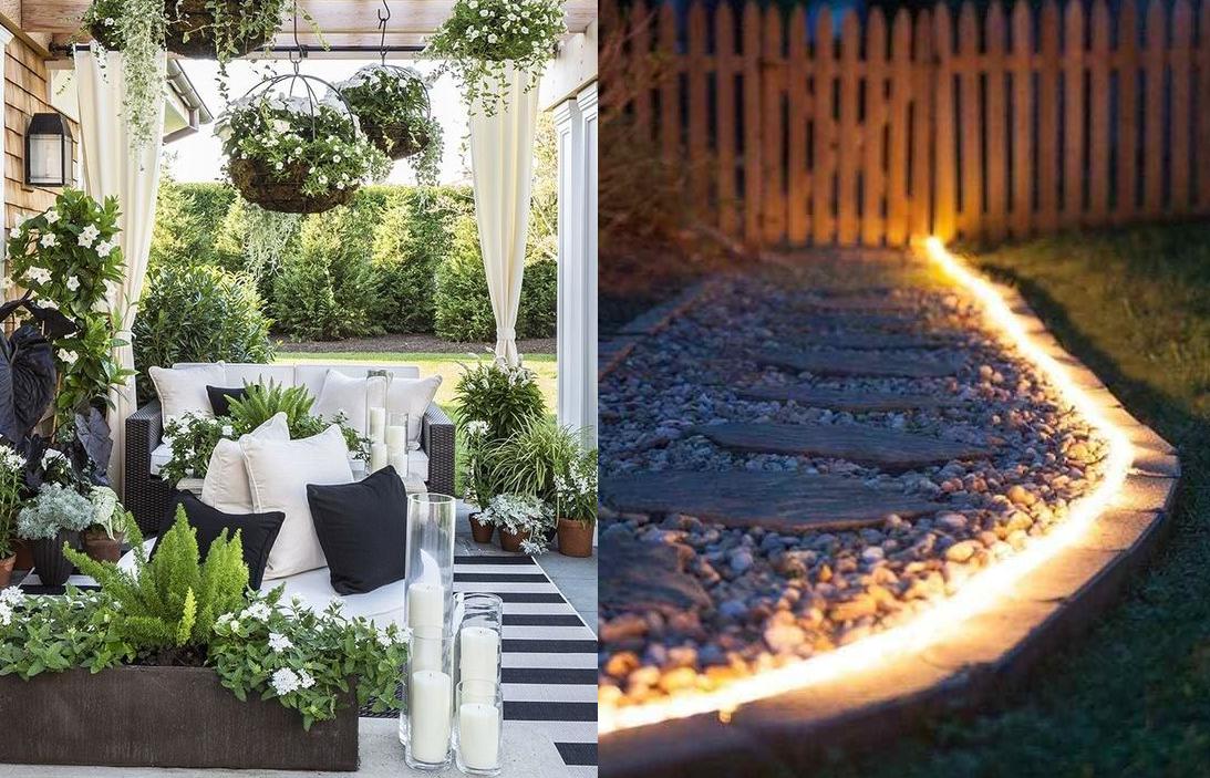 Идеи для сада, которые легко повторить