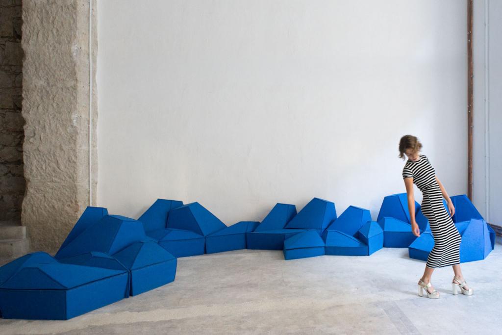 Модульная мебель: дизайн без границ