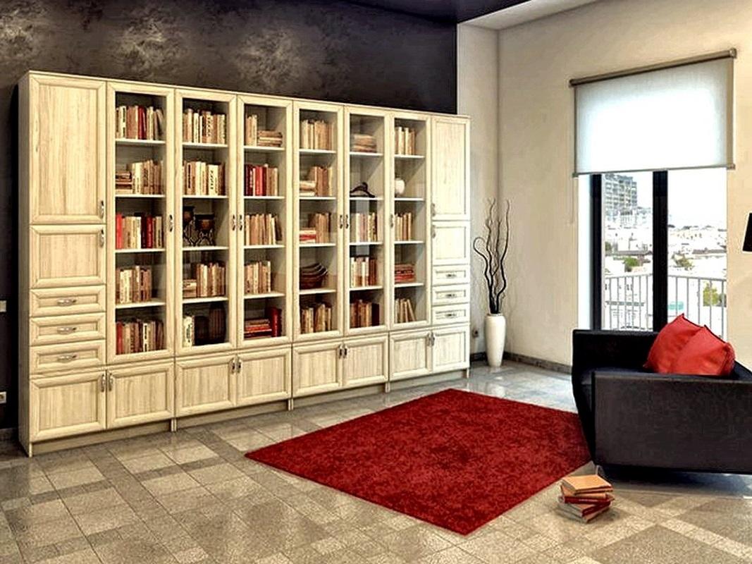Какой шкаф для книг выбрать?