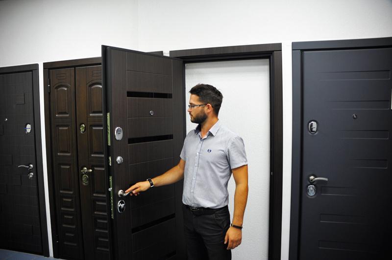Входные двери, оснащенные инновационными технологиями защиты от компании «The doors»