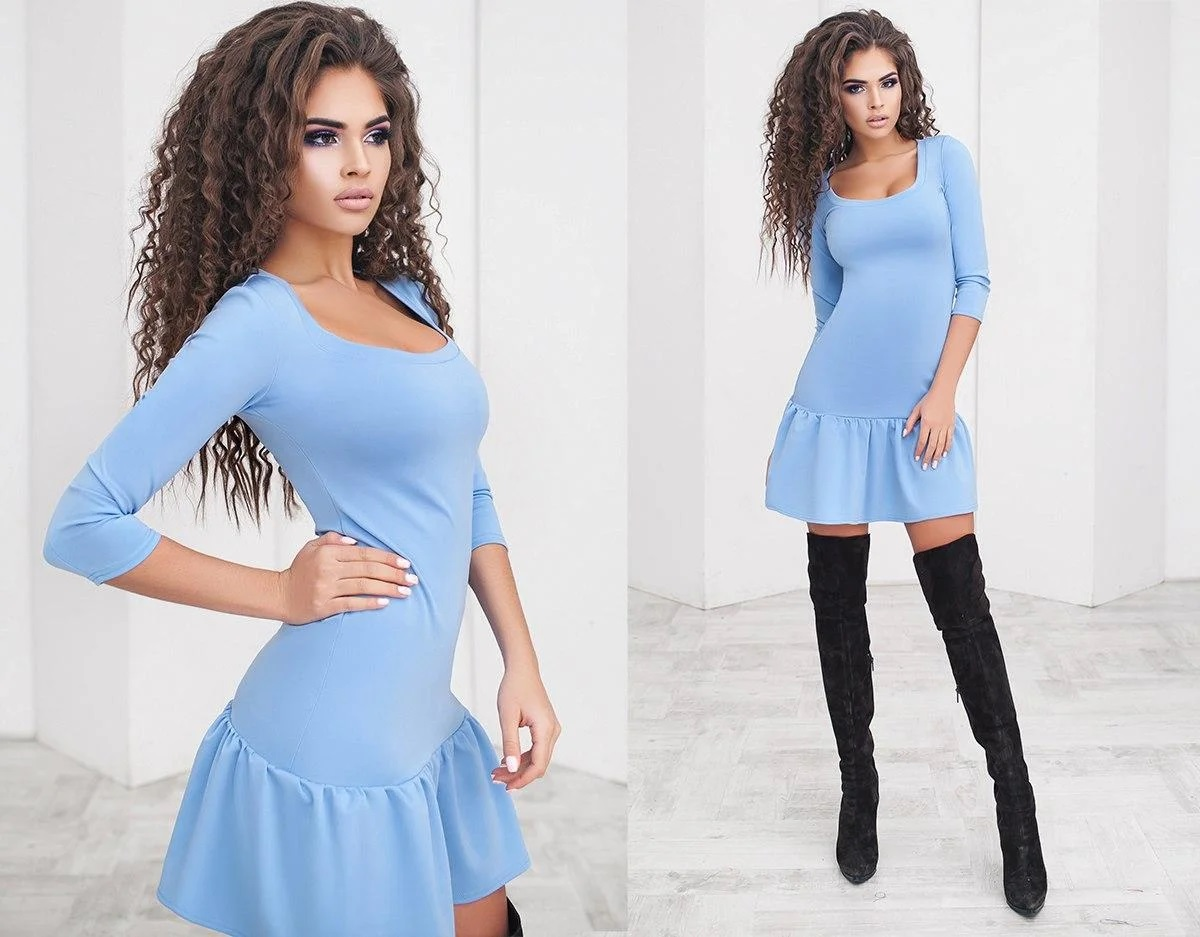 «Фешн Герл» – оптовый магазин женской одежды