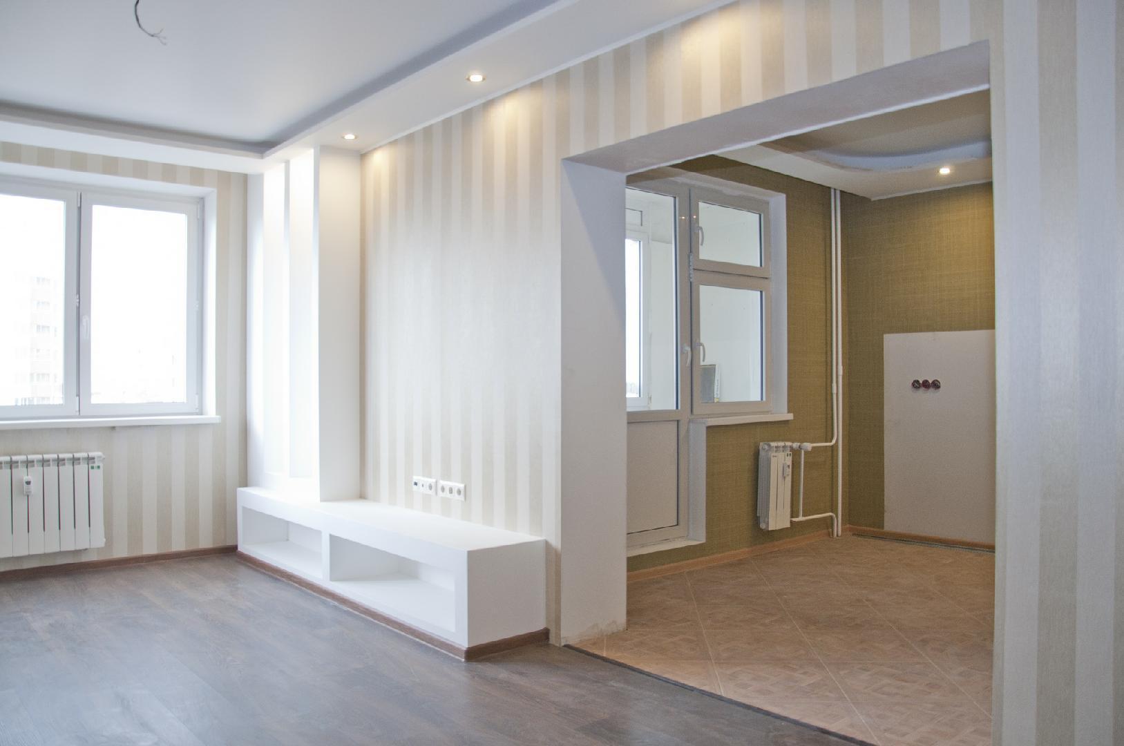 Стоимость ремонта квартиры в новостройке