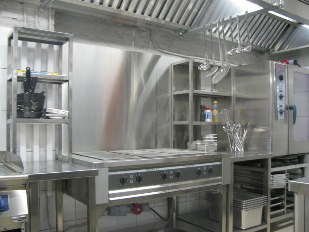 Комплексное оснащение заведения общепита высококачественным оборудованием из нержавеющей стали