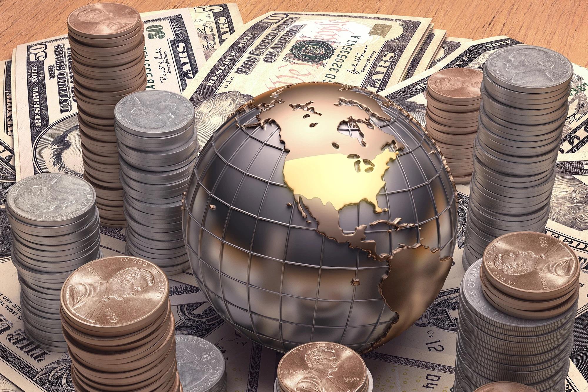 Международный поток капитала