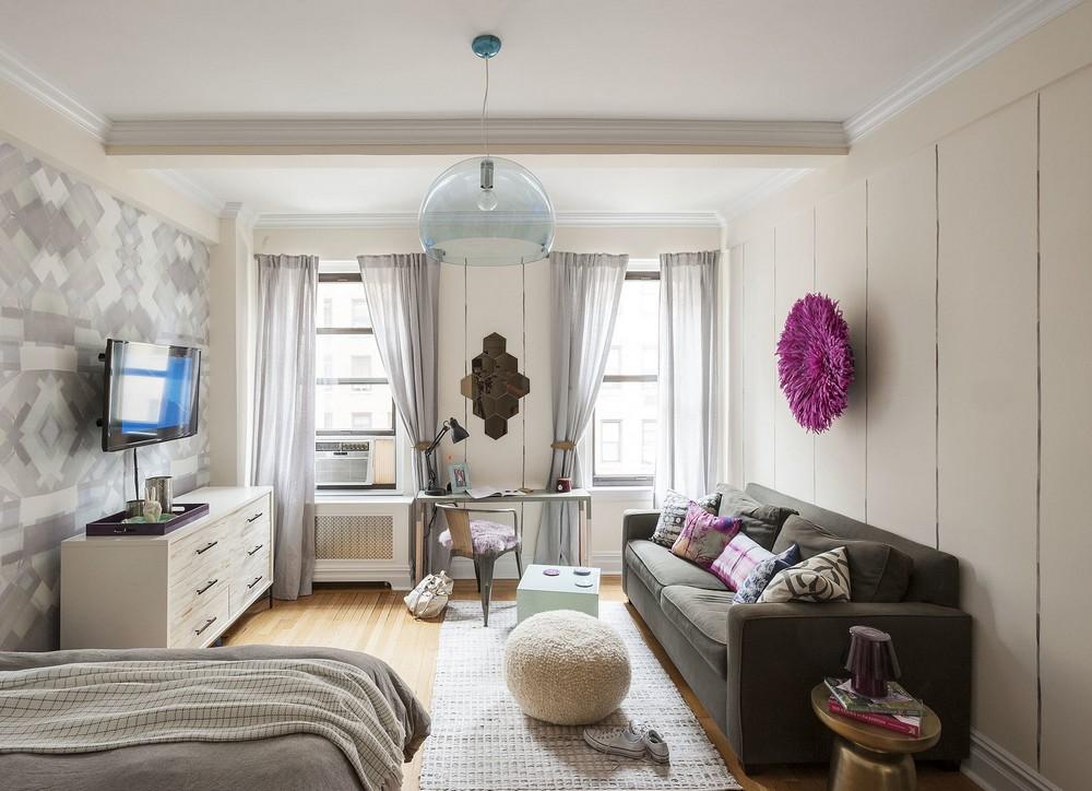 Как обустроить интерьер трёхкомнатной квартиры