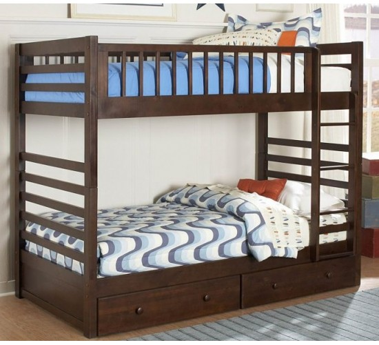 Двухъярусные кровати — их особенности и преимущества