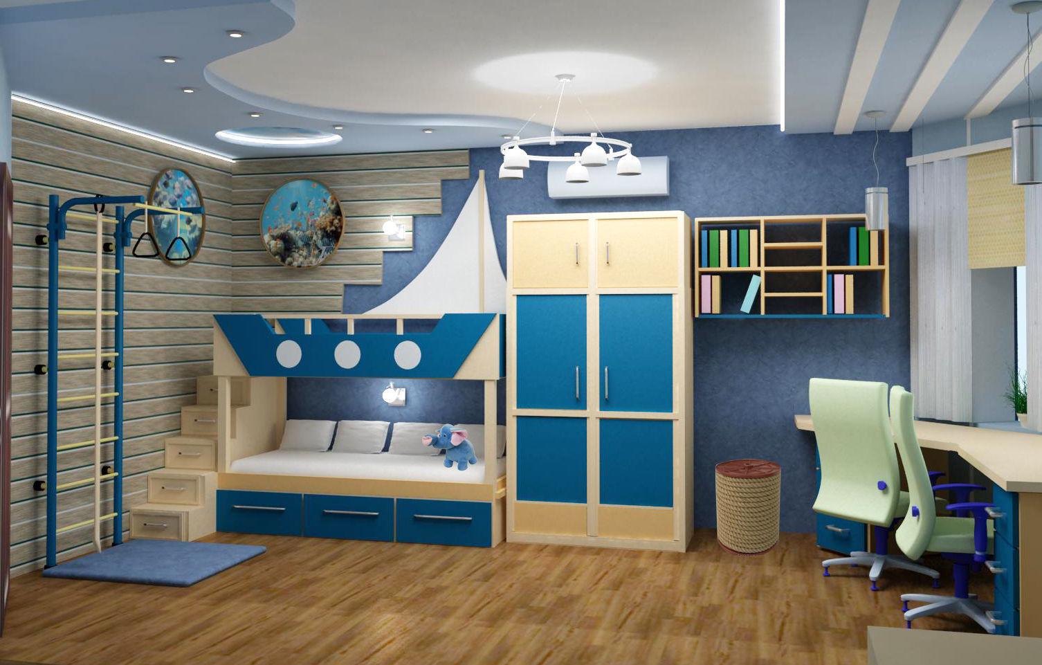 8 ошибок, которые легко допустить в дизайне детской комнаты