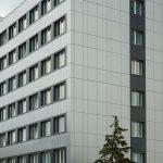 Современные фасадные панели от компании Alutal