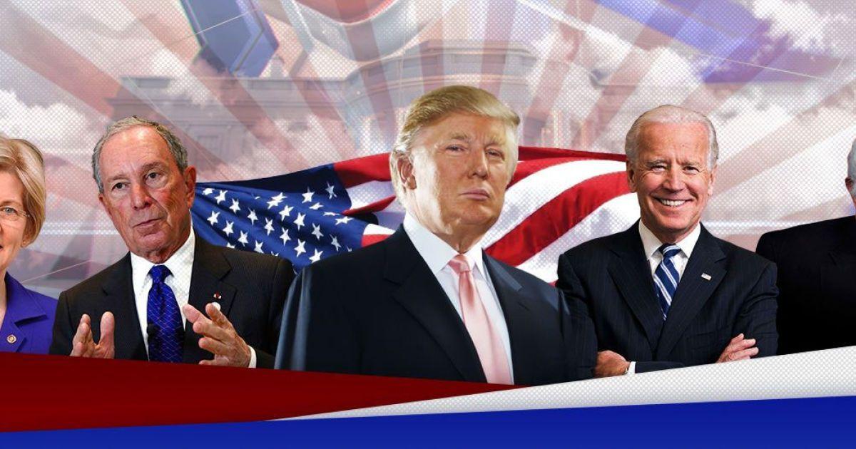 Предвыборная борьба в США