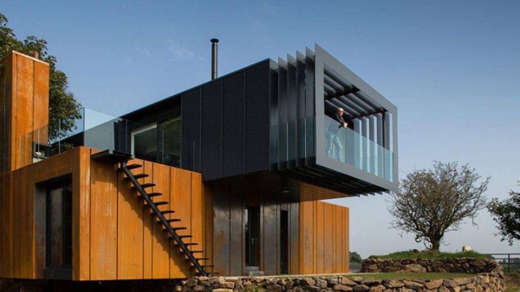 Что такое модульные дома?