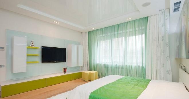 Правила декора спальни