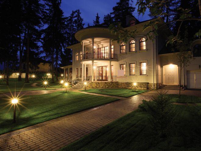 Диодное освещение — основные приемы подбора света к интерьеру