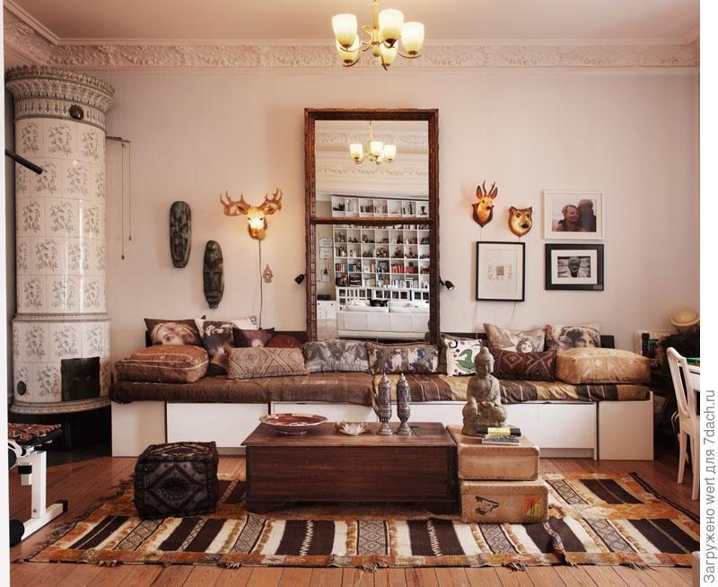 9 вариантов компактной мебели, которая поможет сэкономить место в доме