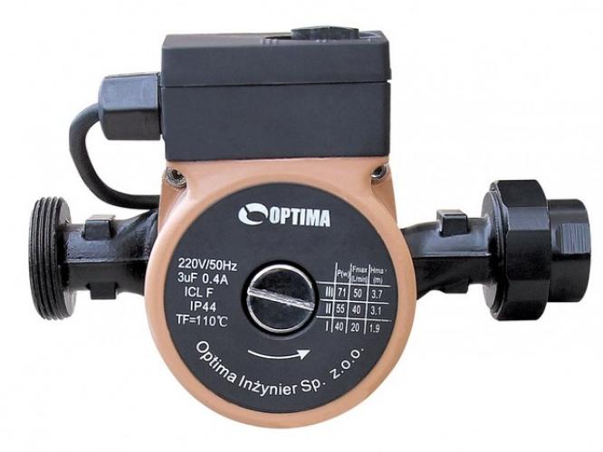 Насосы для Отопления OPTIMA — Качество за ДОСТУПНУЮ цену