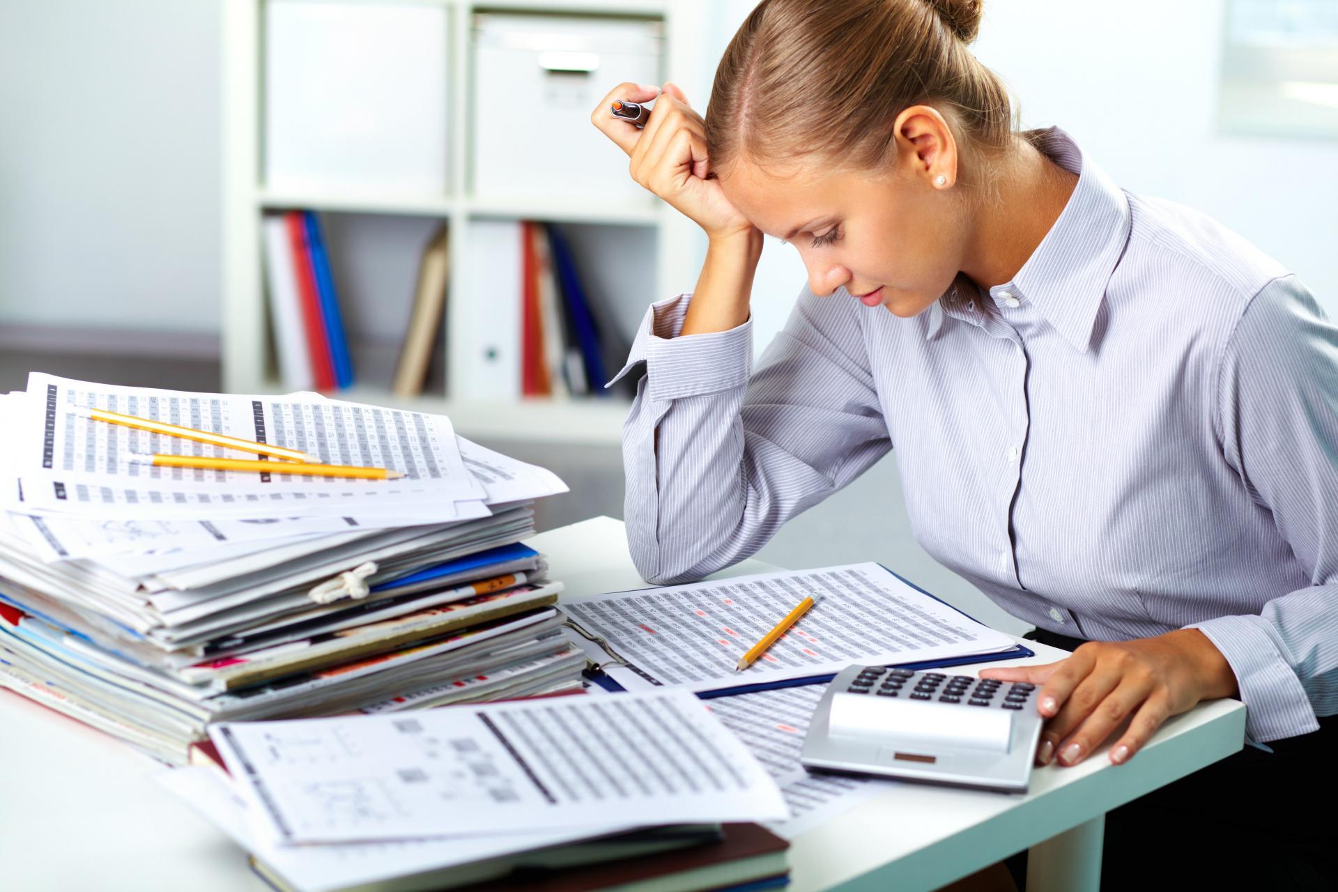 Особенности ведения бухгалтерской отчетности