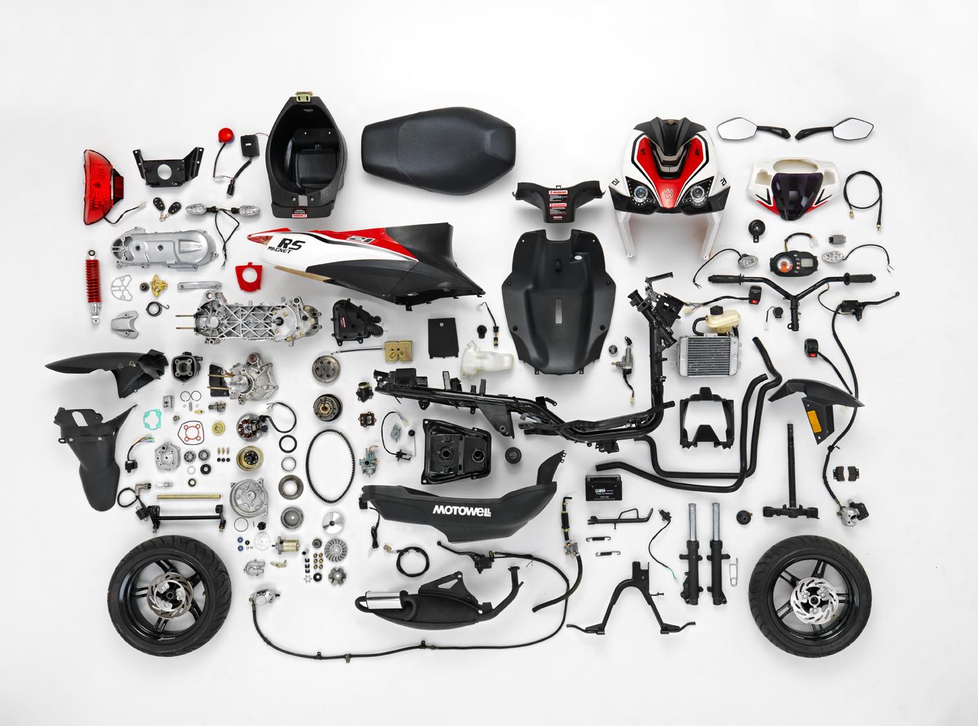 Магазин запчастей для скутеров Сузуки