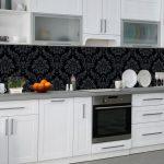 Выбор материалов для кухонного фартука