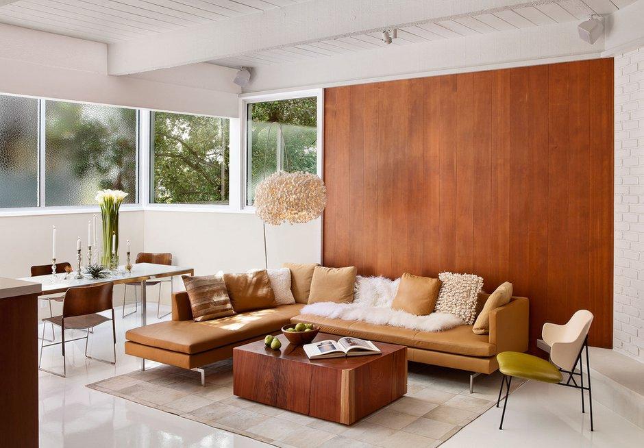 Как оформить интерьер в стиле mid-century modern