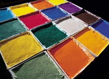 Преимущества и область применения порошковых красок