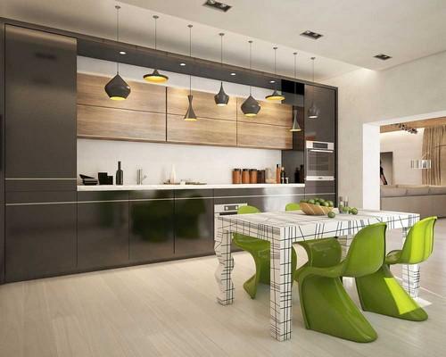 В каких цветах оформить кухню: модные палитры сезона 2020/2021