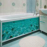 Экран под ванну, какой лучше