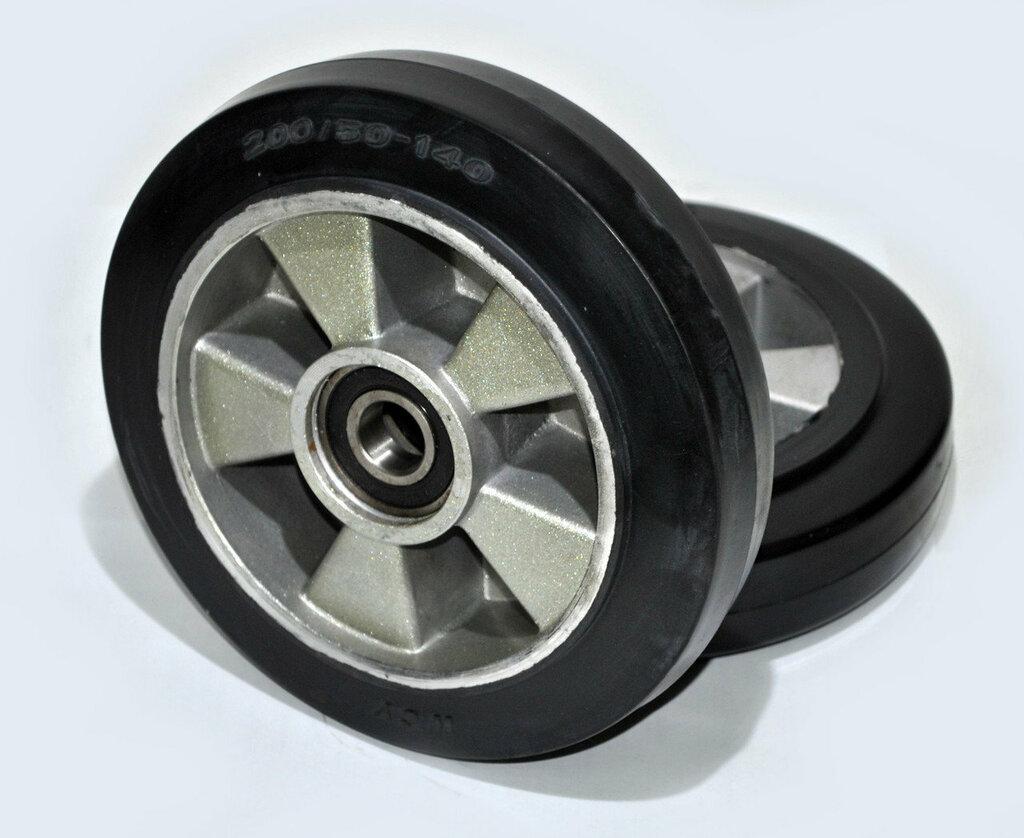 Маневренные и качественные колеса для тачек