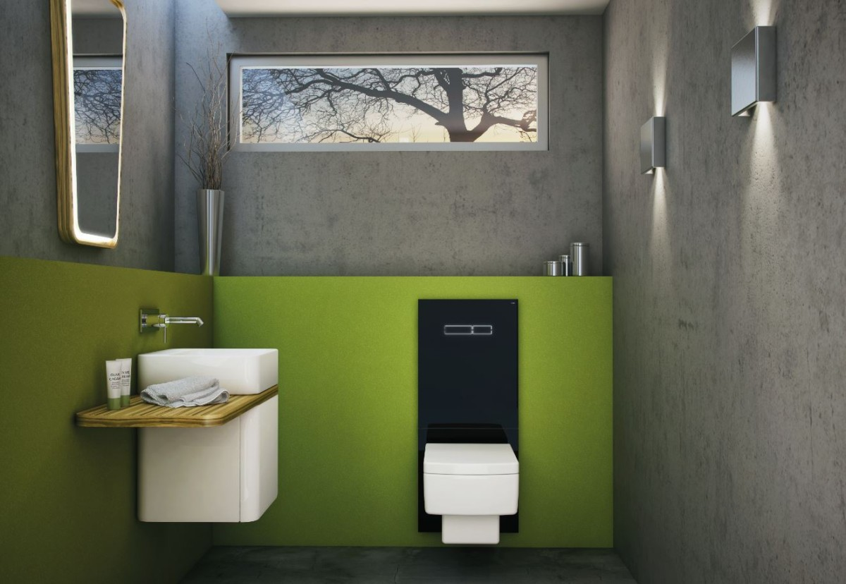 5 лучших отделочных материалов для ванной комнаты