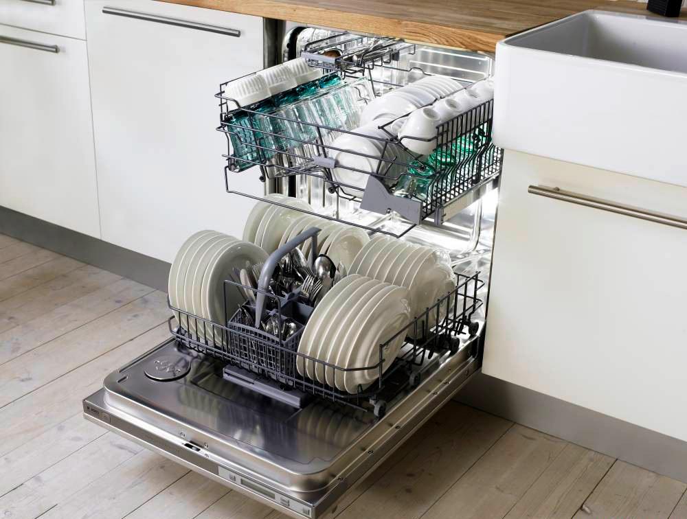 «Кто сегодня моет посуду?» Как выбрать посудомоечную машину?