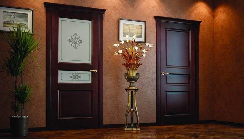 Выбираем самые модные двери