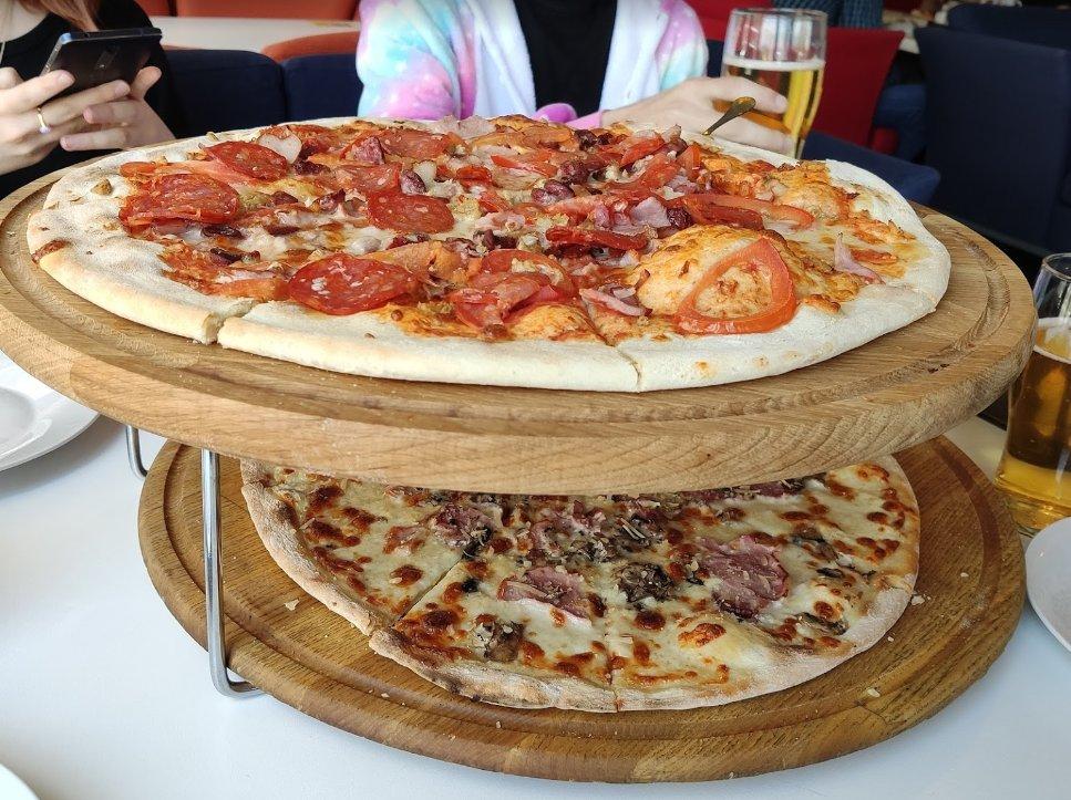 Выгодная доставка пиццы от компании Mister Сat