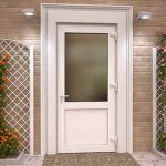 Как выбрать металлическую дверь
