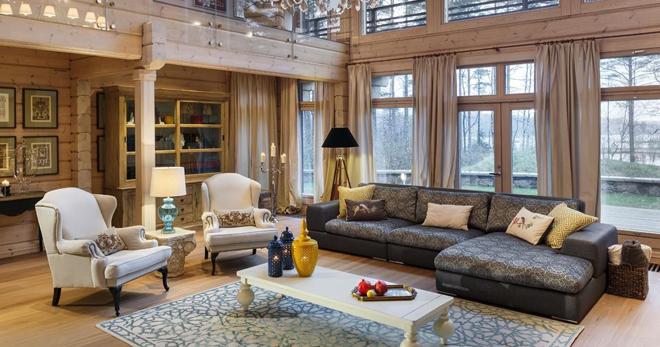 Дизайн дома – какие есть стили оформления дома, варианты дизайна для разных комнат