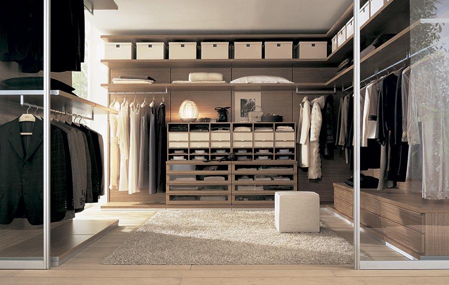 Коротко о главном: как лучше спланировать гардеробную