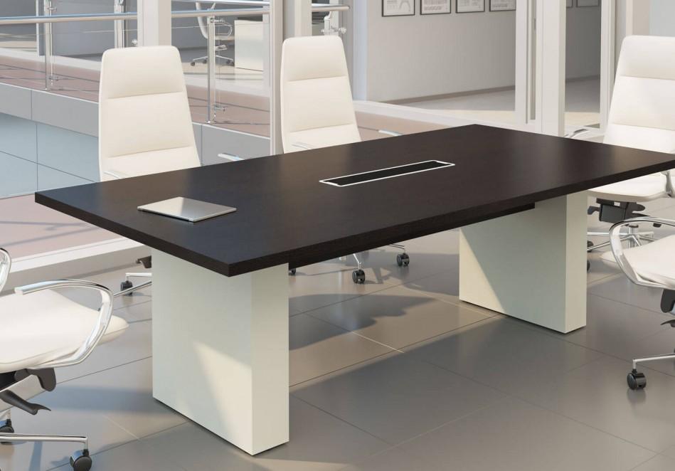 Столы для конференц-залов — особенности выбора