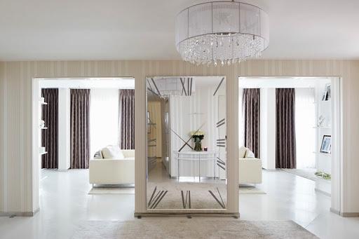 Зеркала в интерьере: виды, варианты расположения, форма, дизайн, стили