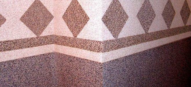 Декоративная камешковая штукатурка